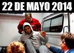 Enlace a El 22 de mayo es fecha fatídica para Luis Suárez