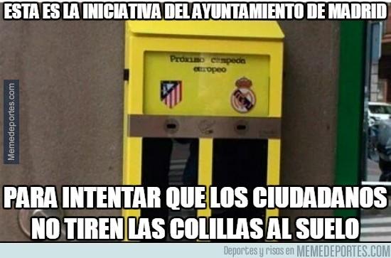 860952 - Buena iniciativa del ayuntamiento de Madrid
