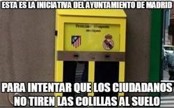Enlace a Buena iniciativa del ayuntamiento de Madrid