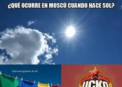 Enlace a Cosas que pasan en Moscú#elchistacodeldía