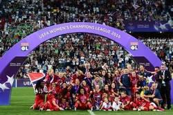 Enlace a Olympique de Lyon, ganadoras de la UEFA Champions League femenina