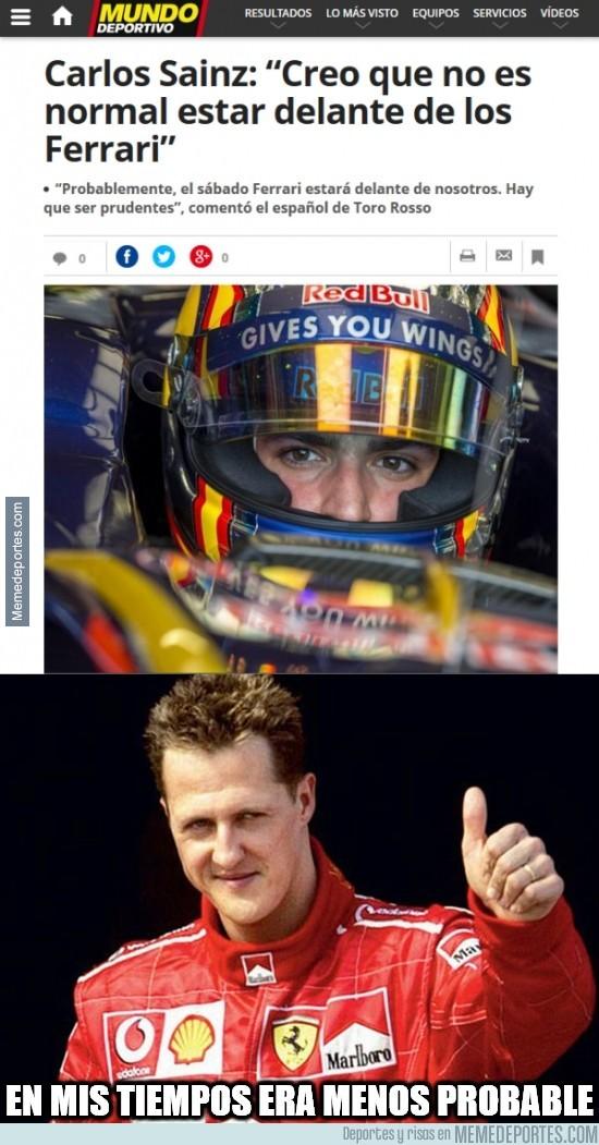862147 - Carlos Sainz, Ferrari no es lo que era