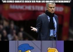 Enlace a Mourinho siempre nos deleita con sus frases