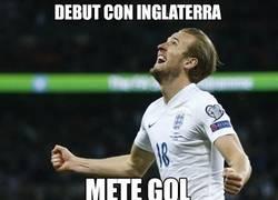Enlace a Los 3 debutaron con Inglaterra con gol