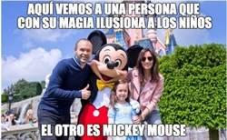 Enlace a Andrés Iniesta, ese gran jugador que ilusiona más que Mickey Mouse