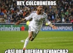 Enlace a Tenía que ser Ramos, otra vez