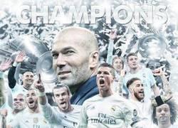 Enlace a Muchas felicidades al REAL MADRID y su UNDÉCIMA CHAMPIONS