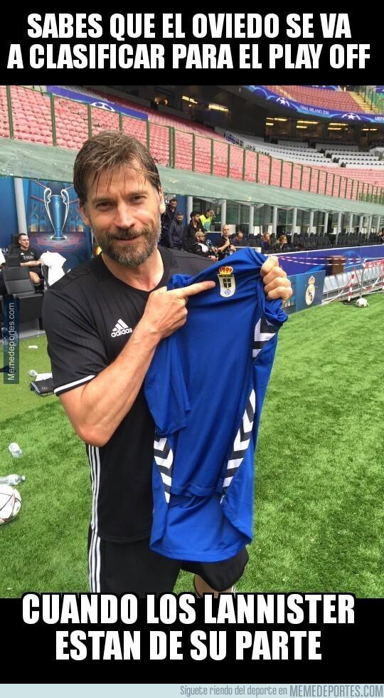 864333 - Jaime Lannister y el Real Oviedo
