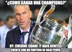 Enlace a ¿Cómo ganar una Champions? Zidane te lo explica
