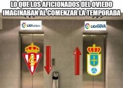 Enlace a Lo que los aficionados del Oviedo imaginaban al comenzar la temporada