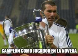 Enlace a El ciclo ganador de Zidane en el Real Madrid