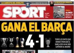 Enlace a El Sport aún no ha digerido la undécima