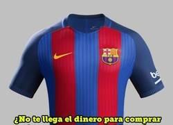 Enlace a La inspiración de la nueva camiseta del Barça