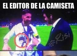 Enlace a Menuda forma más sutil de trolear a Sergio Ramos