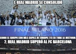 Enlace a Historia pura: 11 récords del Real Madrid tras conquistar la Undécima