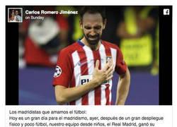 Enlace a La emotiva carta de un madridista a los atléticos que se ha hecho viral