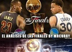 Enlace a El análisis de las Finales de la NBA