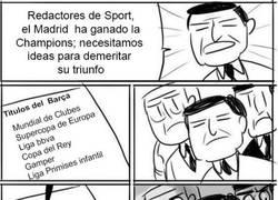 Enlace a Redacción de Sport en estos momentos