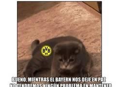 Enlace a No era el Bayern el que robaba los jugadores al Borussia