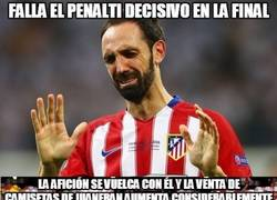 Enlace a La afición del Atlético demuestra cuando quieren a Juanfran