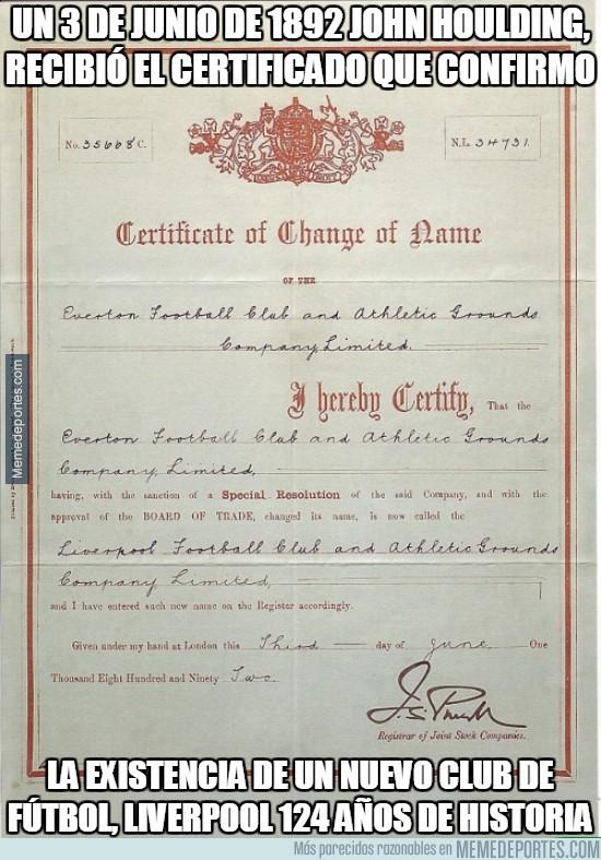 866614 - 124 años de historia, felicidades Liverpool