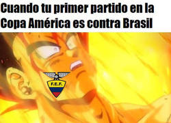 Enlace a Ecuador está en buena forma, ¿podría dar la sorpresa ante Brasil?