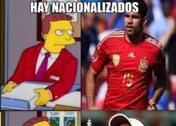 Enlace a El orgullo español desde Venezuela