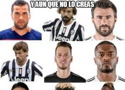 Enlace a Espectacular gestión de la Juventus