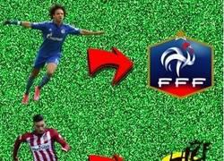 Enlace a Jugadores que podrían haber escogido otra selección de la Eurocopa