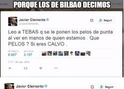 Enlace a Javier Clemente la vuelve a liar en Twitter