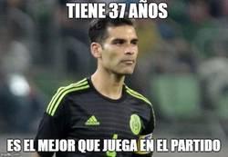 Enlace a Márquez, el líder de la defensa