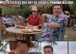 Enlace a ¿Alguien verá el Panamá-Bolivia?