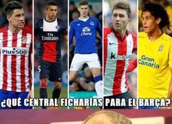 Enlace a La eterna búsqueda del central por parte del Barça tiene fácil solución para Zubi