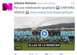 Enlace a Zasca del Athletic Club a la Sexta Noticias