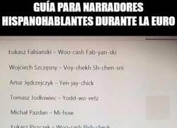 Enlace a Guía para narradores hispanohablantes durante la euro