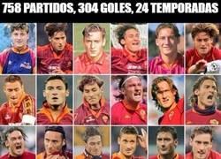 Enlace a Un año más para Totti