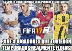 Enlace a EA Sports quiere innovar en la portada del nuevo FIFA