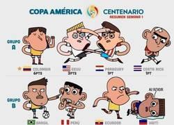 Enlace a Mientras tanto, en la Copa América...