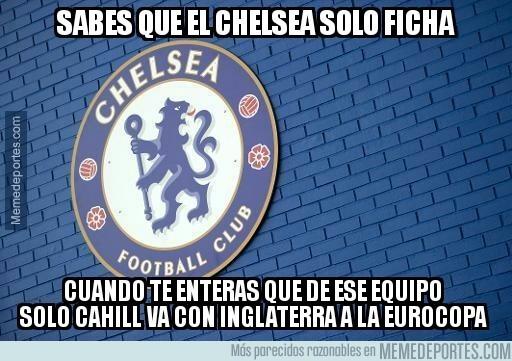 871118 - Apenas sin aportes del Chelsea a Inglaterra