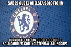 Enlace a Apenas sin aportes del Chelsea a Inglaterra