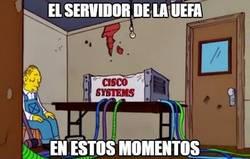 Enlace a No hay manera de ver los partidos en España...