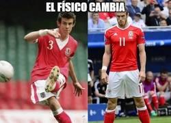 Enlace a La evolución de Bale