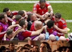 Enlace a Gareth Bale y Superman: Parecidos más que razonables