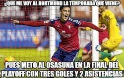Enlace a Mikel Merino clave para Osasuna