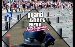 Enlace a GTA Hooligans, el nuevo juego de la Eurocopa