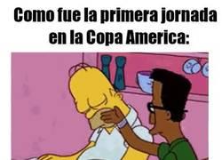 Enlace a La Copa América está dejando partidazos