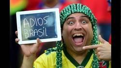 Enlace a Brasil dice adiós a la Copa América