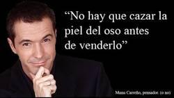Enlace a Lección de filosofía made in Carreño