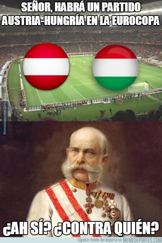 873217 - El partido del imperio Austria-Hungría