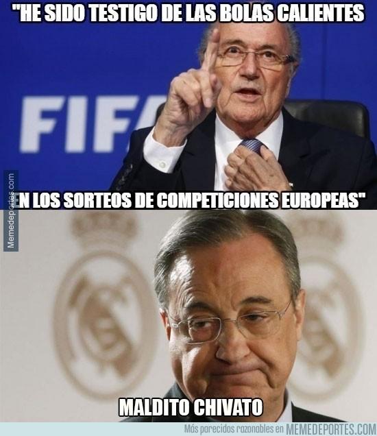 873313 - Blatter suelta un secreto a voces